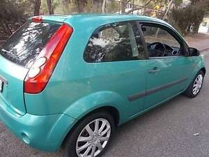 2006 Ford Fiesta Hatchback Only 98117 Klm Automatic Book History Pennington Charles Sturt Area Preview
