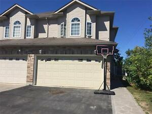 Beautiful semi with double  garage and family room -OPEN HOUSE