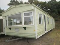 Static Caravan Mobile Home Cosalt Rimini 35x12x3bed SC5074