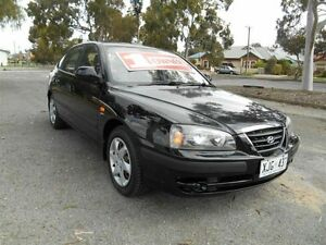 2005 Hyundai Elantra XD 05 Upgrade 2.0 HVT Black 5 Speed Manual Hatchback Nailsworth Prospect Area Preview