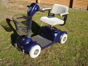 4 Wheel  PRIDE   SCOOTER: