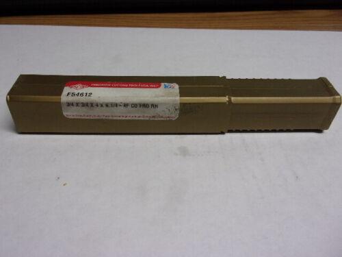 Precision Cutting Tools F54612 3/4x3/4x4x6-1/4 4FL Rough Center Cut Endmill