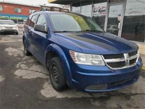 2009 Dodge Journey SE    4 CYLINDRES    5 PASSAGERS     2299$