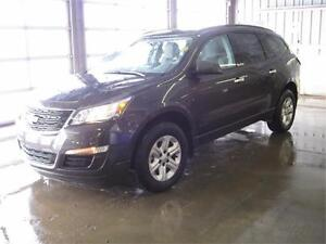 2016 Chevrolet Traverse LS AWD - 8 Passenger Wifi $221 Bi-Wkly
