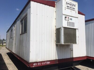 Used 2005 10 X 40 Office Trailer Modular Building - Sn 607206 - Chicago Il