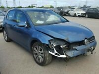 VOLKSWAGEN GOLF 1.6 2013 BREAKING FOR SPARES CLHA ENGINE CODE DSG TEL 07814971951