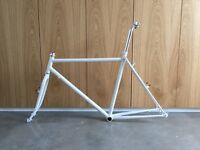 Reynolds 753 mountain bike frame with 653 forks - hardtail old school