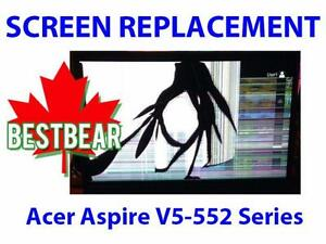 Screen Replacment for Acer Aspire V5-552 Series Laptop