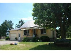 House on 4.5 Acres with Barn and Pasture for Rent.