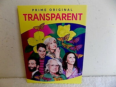 Transparent Complete Season 4 Dvd Set 10 Episodes Amazon Prime 2018 Emmy Fyc
