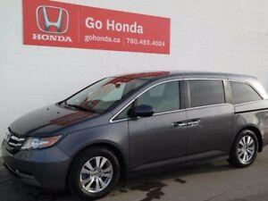 2015 Honda Odyssey EX-L, LEATHER, SUNROOF, NAVI