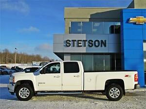 2011 Chevrolet SILVERADO 3500HD LTZ Crew Cab Longbox Duramax All