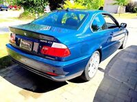 2004 BMW 325Ci Sports Package Coupe ZHP