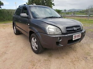 2007 Hyundai Tucson CITY SX Mount Louisa Townsville City Preview
