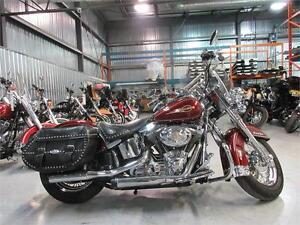 2008 FLSTC Softail Heritage Classic usagé Harley-Davidson