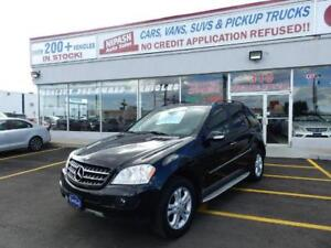 2007 Mercedes-Benz ML 320 DIESEL 4 MATIC CERTIFIED LEATHER SEATS