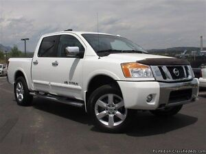 ** 2010 NISSAN TITAN LE WITH NEWER ENGINE**