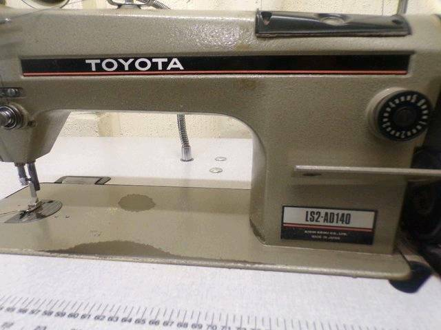 Toyota Mark 40 Industrial Sewing Machine Manual In Leicester Magnificent Gumtree Industrial Sewing Machine For Sale