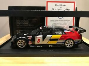 1/18 Diecast Autoart Cadillac CTS-V World Challenge GT 2004 #8