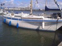 yacht 33ft