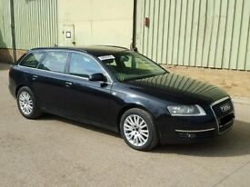 AUDI A6 2.0 TDI CVT 2008 ESTATE, Breaking for parts