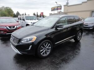 Volvo XC60 2016 Special Edition Navi Cuir Toit Pano AWD a vendre