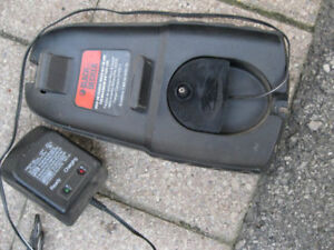 Black & Decker grass cutter charger or best offer