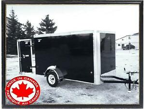 *NEW* 5x10 BLACK LT by Royal Cargo  -*Screwless Aluminum*-