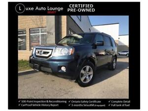 2011 Honda Pilot EX-L ONLY 83K! SUNROOF-LEATHER-HEATED SEATS!!!