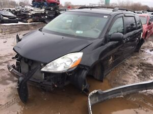 2009 Toyota Sienna just in for parts at Pic N Save!