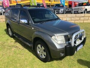 2006 Nissan Pathfinder R51 TI Grey 5 Speed Sports Automatic Wagon Wangara Wanneroo Area Preview