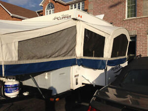 Tent Trailer for RENT 2016 season