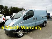 Vauxhall Vivaro 2.0 CDTi 2700 Panel Van (Euro 4)(SWB) *** price drop ****
