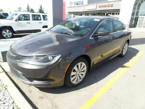 *BRAND NEW 2016 CHRYSLER 200-SAVE OVER $5,000 - $112 B/W $0 DOWN