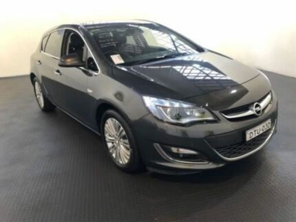 2012 Opel Astra PJ 1.6 Select Charcoal 6 Speed Automatic Hatchback