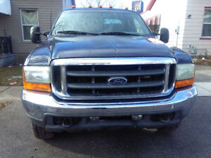 2001 FORD F-250 SUPER DUTY 4X4 !!MONEY TALKS YOU KNOW THE REST!!