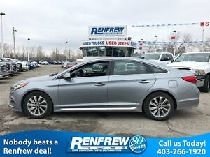 2015 Hyundai Sonata 2.4L Sport LOADED, SUNROOF, HEATED STEERING