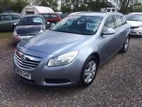 2009 VAUXHALL INSIGNIA 2.0 CDTi [160] Exclusiv ESTATE 12 MTS WARRANTY AVAIL