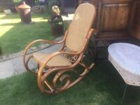 Very Chic Stylish Rocking Chair For Only £38!!! Great Price