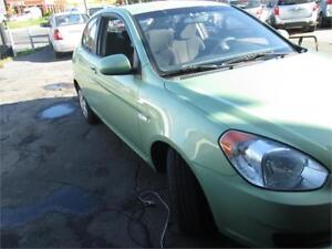 HYUNDAI ACCENT 2010 AUTOMATIC FULL LOAD XTRA CLEAN WARRANTY