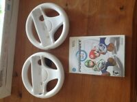 Wii Mario Kart and 2 wheels