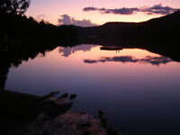 Peaceful retreat 8 minutes from Mont Tremblant.