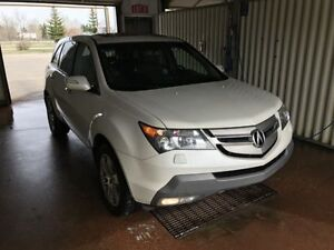 2009 Acura MDX Technology Package, Fully Loaded, Seven Passenger