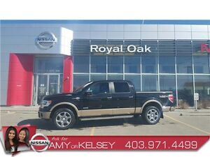 2013 Ford F-150 King Ranch 4x4 - No Accidents!