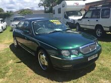 2001 Rover 75 Club Green 5 Speed Automatic Sedan Belmont Lake Macquarie Area Preview