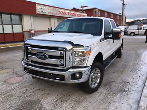 2014 Ford F350 crew cab Gas Job
