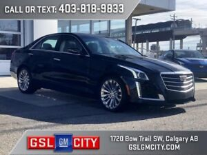 2015 Cadillac CTS Sedan Luxury AWD 3.6L V6, All Wheel drive