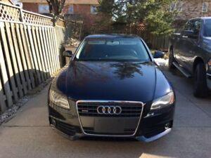 2011 Audi A4 Premium Plus Sedan - Accident Free