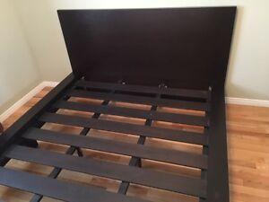 Queen Platform Bed and Dresser Set Very Chic, Great Deal!!!