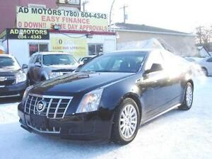 """SALE THIS WEEK""  2012 CADILLAC CTS LEATHER AUTO LOADED"